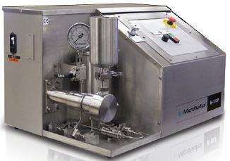 M-110P纳米级缮食纤维加工专业设备