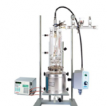 单层分体带放料阀反应釜 (产品编码3000FY014)