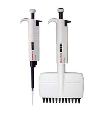 MicroPette 12道手动可调移液器(产品编码4000HF068)