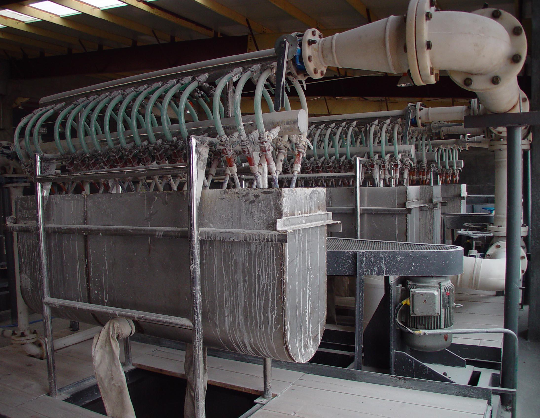 GSDF25J/50J系列旋流器组