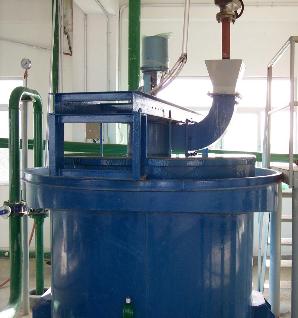 水力分级机
