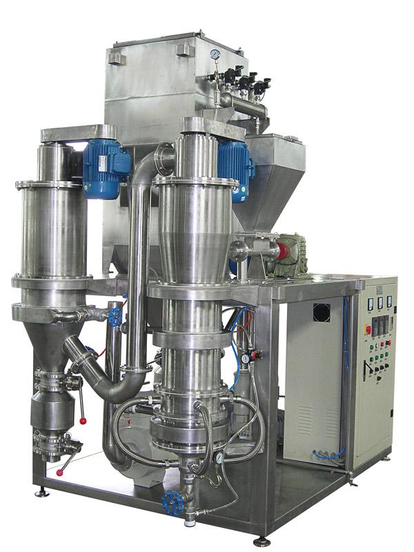 磷酸铁锂机械粉碎机