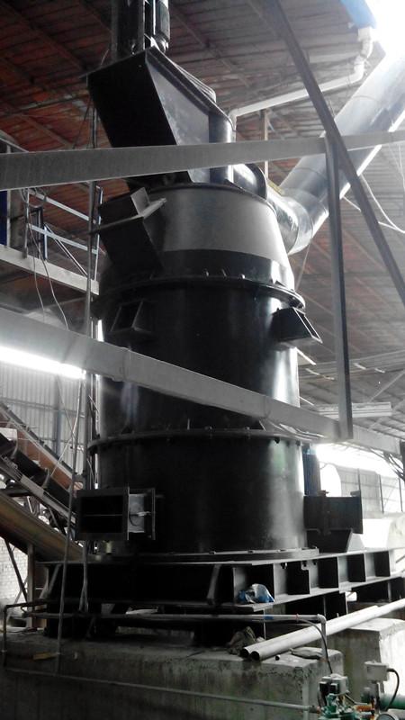 石油焦专用磨粉机