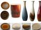 天然矿物材料制备矿物釉面材料