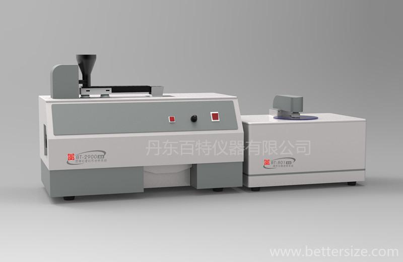 BT-2900LD干湿法图像粒度粒形分析系统