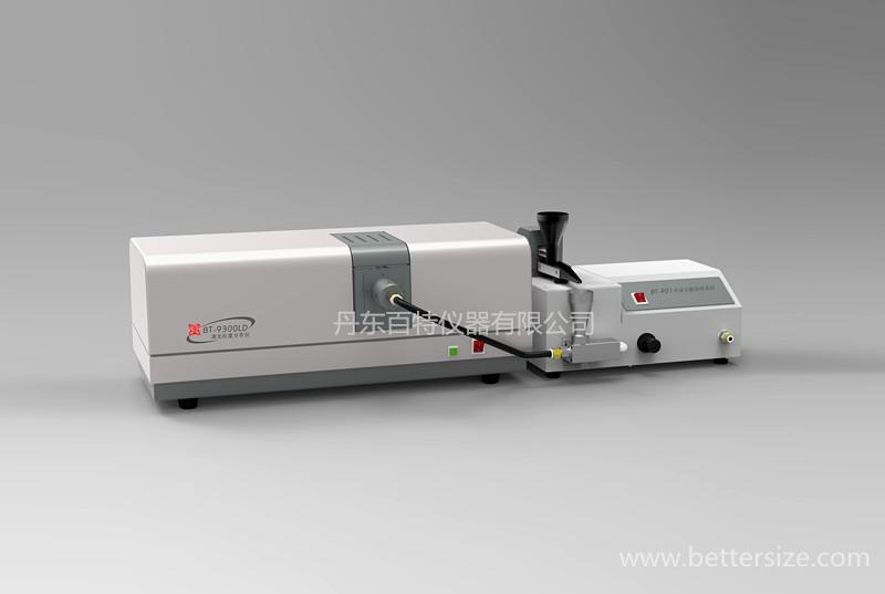 BT-9300LD激光粒度分析仪(干湿法两用智能型)