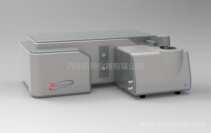 Bettersize3000plus激光图像粒度粒形分析系统