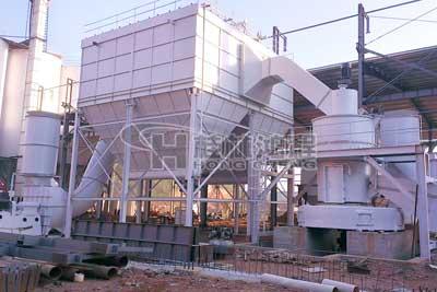莫来石磨粉机电功率磨粉机工作原理