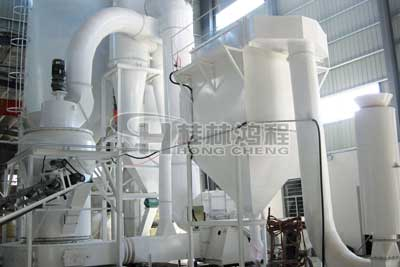 化工重钙石膏磨粉机辊式磨粉机