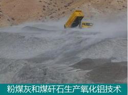 粉煤灰和煤矸石生产氢氧化铝技术和设备