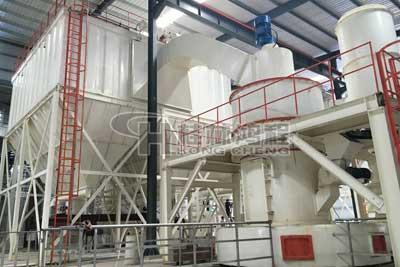 吉林蛇纹石大型磨粉机锰矿粉磨机
