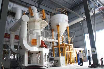 煤粉磨粉机超细磨粉机矿用