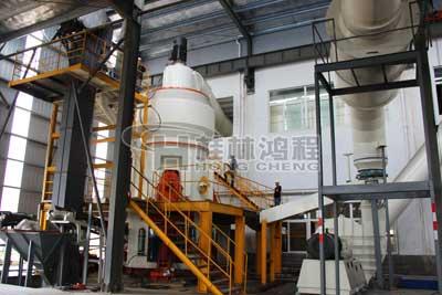 化工、冶金矿粉立磨脱硫雷蒙磨