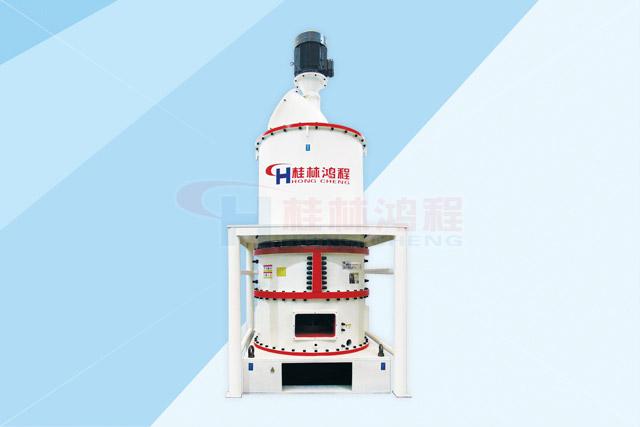 桂林超细磨粉机高岭土超微粉碎机
