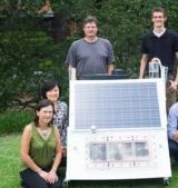 美科学家利用纳米炭黑粒子,靠太阳能实现海水淡化