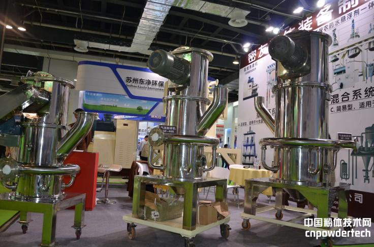 江苏密友粉体新装备制造:全力打造粉体装备成套化