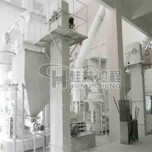 R系列方解石磨粉机小型雷蒙磨粉机磨矿机