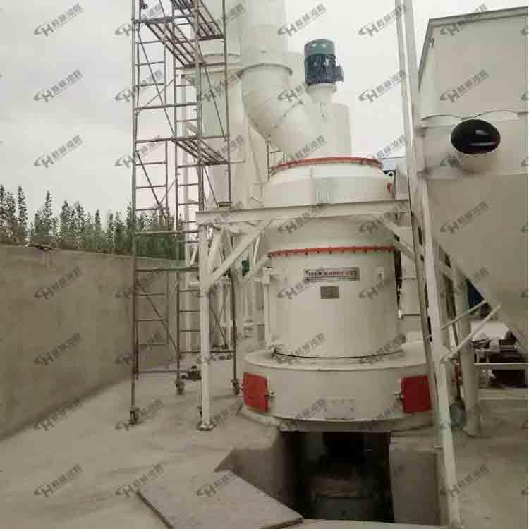 HCQ系列磨粉机电厂脱硫用石灰粉、矿渣微粉、白灰雷蒙磨