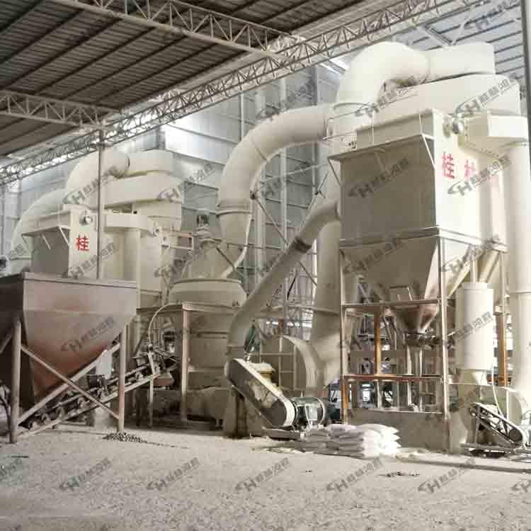 HC纵摆系列磨粉机石墨、粘土、高岭土雷蒙磨粉机非金属矿雷蒙机