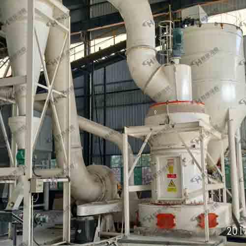 桂林鸿程HC纵摆式磨粉机方解石、石膏、铝矾土、长石雷蒙磨粉机
