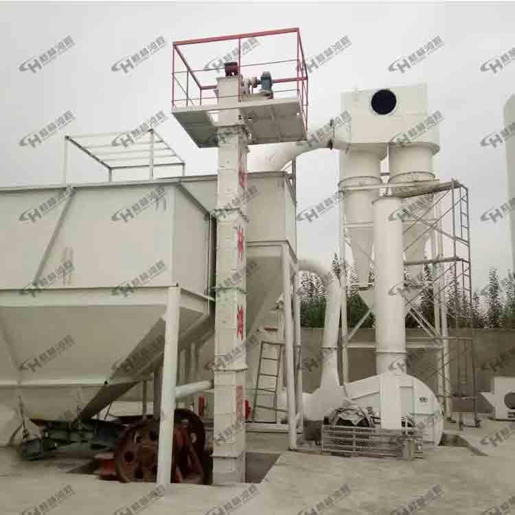 HCQ系列磨粉机小型雷蒙磨粉机褐铁矿、萤石粉、硫铁矿雷蒙机
