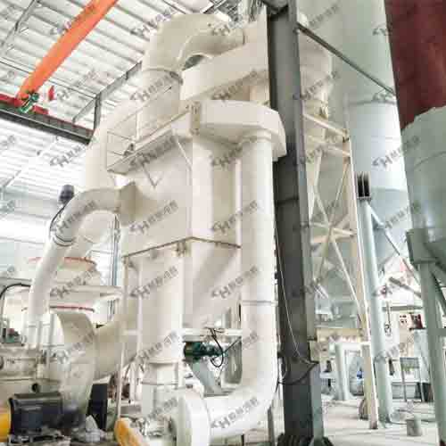 HC大型摆式磨粉机是在公司HC1700纵摆式磨粉机