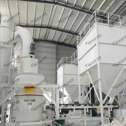 HCQ系列磨粉机钾矿石、赤泥、方解石雷蒙磨粉机