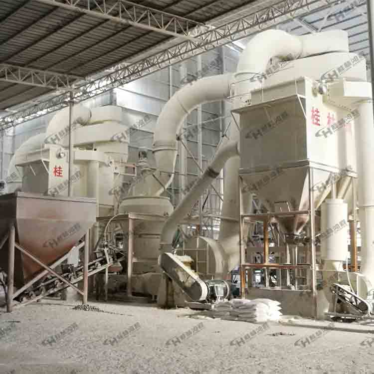 HC1700纵摆式磨粉机大理石、长石、萤石、钛铁矿大型雷蒙磨粉机