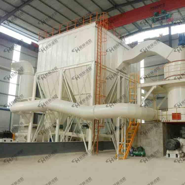 HC大型摆式磨粉机白云石、钛白粉、铝矾土雷蒙磨粉机设备