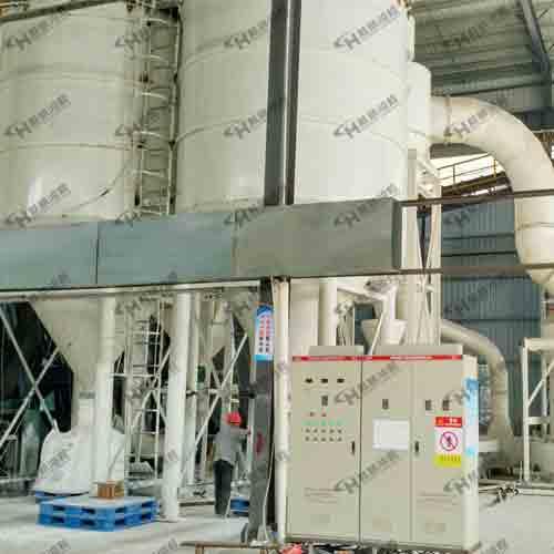 HC1700纵摆式磨粉机沸石、钛铁矿、 煤、石油焦雷蒙磨粉机设备