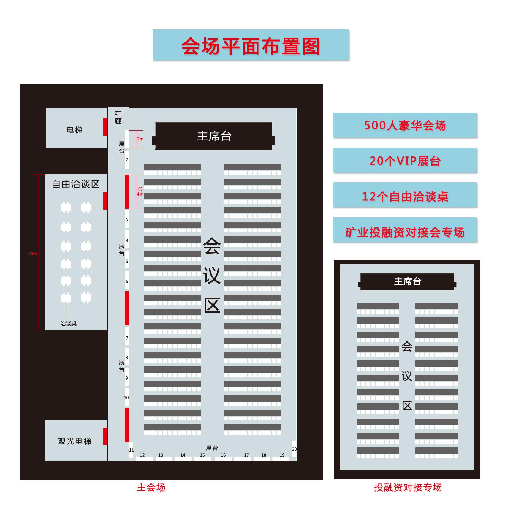 2018年中国非金属矿产业高峰论坛形象展示汇总!