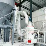 石灰石雷蒙磨价格 HCQ系列磨粉机 钛铁矿雷蒙磨粉机械