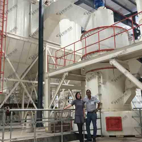 HC2000超大型磨粉机石膏、白云石、钛白粉雷蒙磨粉机械
