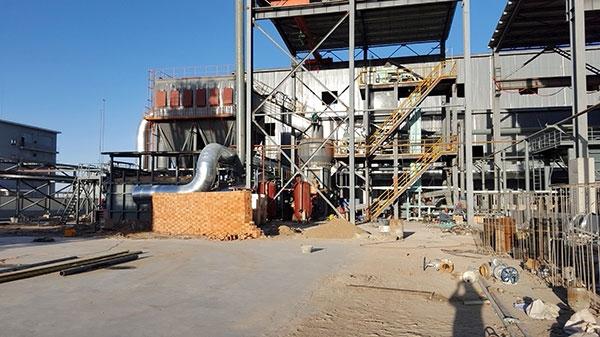 桂林鸿程HLM立磨炭素、石油焦制粉生产线立式磨粉机