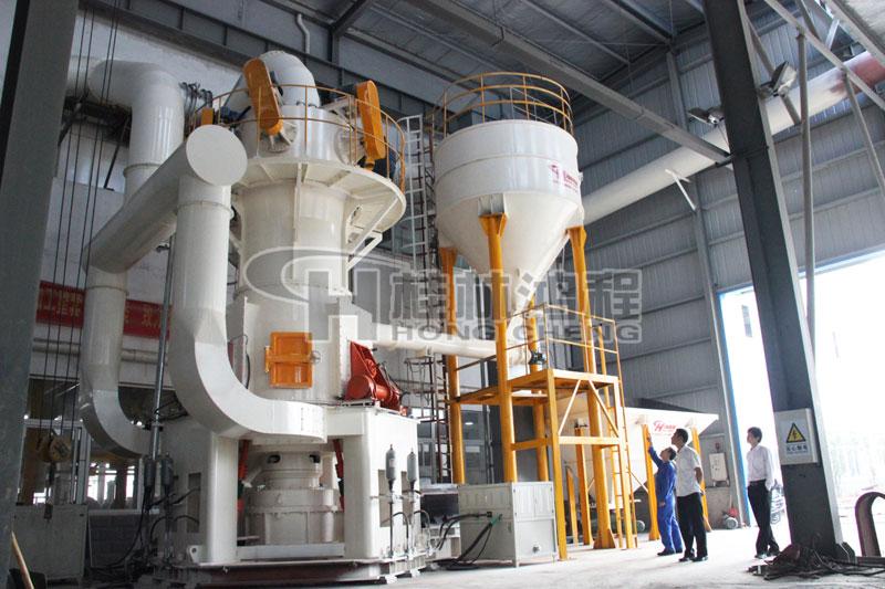 水泥立磨生料熟料超细立式磨粉机设备