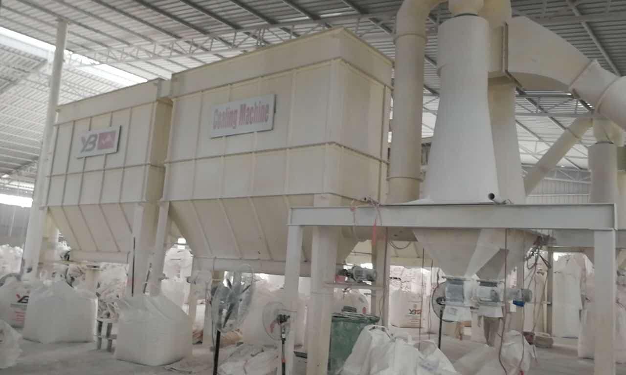碳酸钙超细磨粉设备HCH超细磨桂林鸿程细磨机