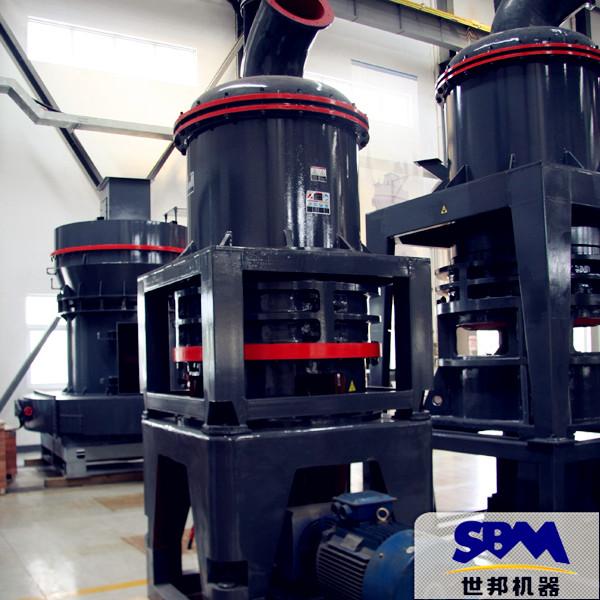 腻子粉生产机械设备 10万吨高岭土精选生产线厂房