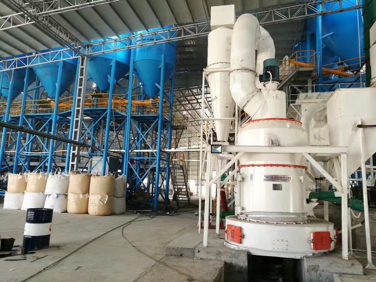 河南雷蒙磨粉机小型雷蒙机钙长石磨粉机