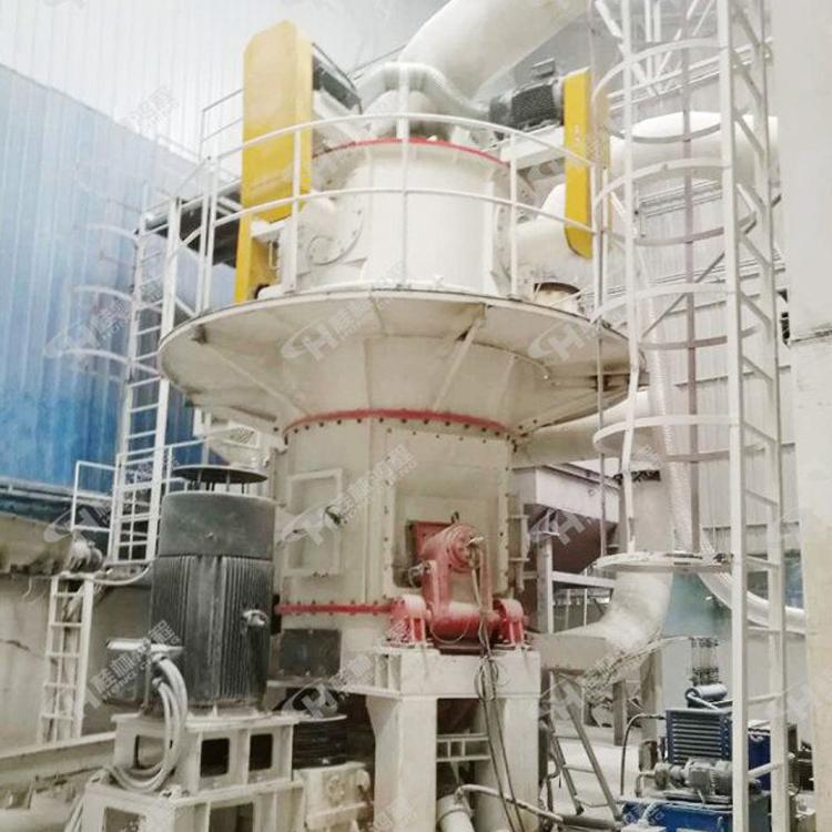 桂林鸿程HLM44/4S型HLM50/4S钢渣立式磨粉机