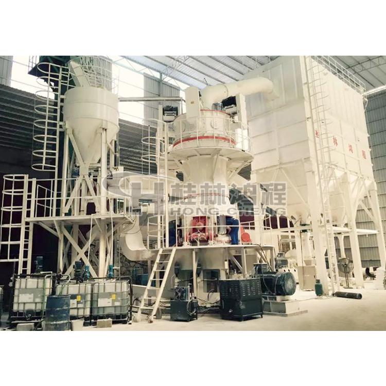 HLM21/2X石膏立式磨粉机HLM29/3X滑石立磨机