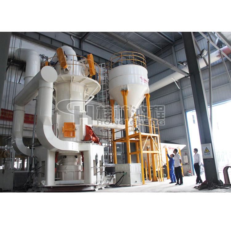 花岗石立磨矿石立式磨粉机电厂脱硫用石灰粉立磨机