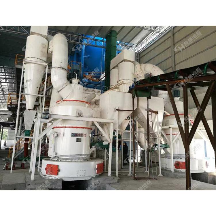 耐火材料雷蒙磨粉机陶瓷磨机活性炭雷磨机HC1500