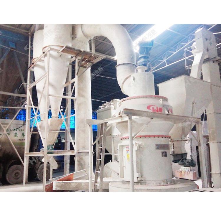 多功能欧版雷蒙磨小型磨粉机电气石磨粉设备