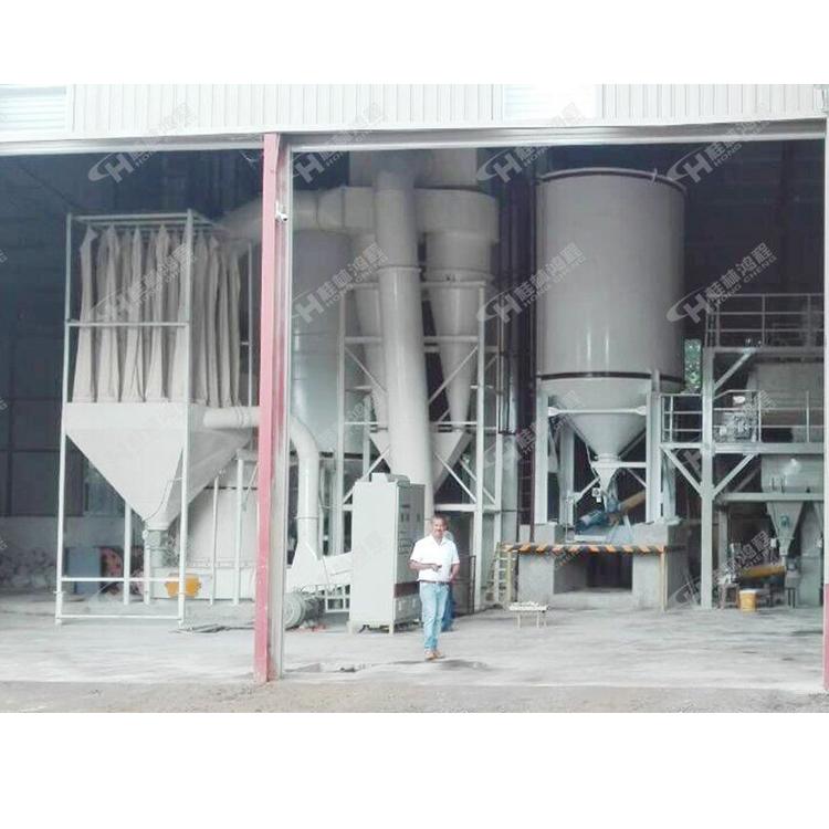 磨粉机什么牌子好桂林鸿程大型雷蒙磨矿石磨粉机