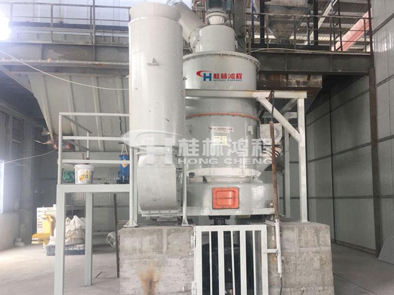 鸿程磨粉机欧版雷蒙磨HCQ1500加强型雷磨机碳素磨粉机