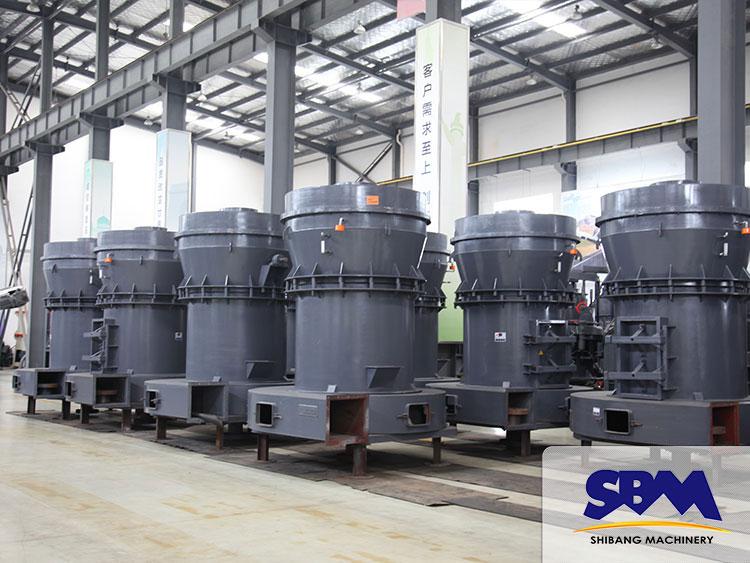 方解石粉加工成本 氧化钙粉碎机器设备 腻子粉机器价格