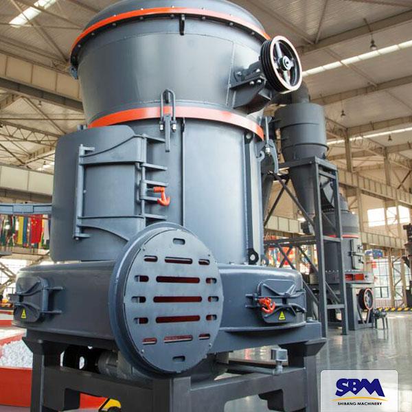 小型粉碎石头机器 磨机产量 云母加工设备 粉煤机厂家