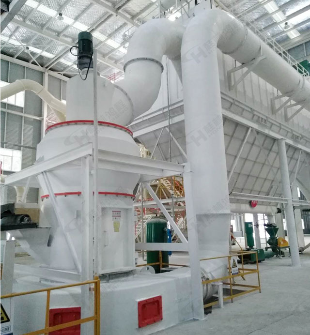 鸿程高速磨粉机 HC雷蒙磨 灰钙粉磨粉机 石灰石雷蒙机