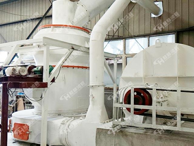 矿渣微粉磨粉机 电厂脱硫用石灰粉雷蒙磨机 萤石粉加工设备 雷蒙机