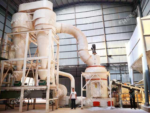 大型粉碎设备 石油焦制粉设备 莫来石粉体加工 雷蒙磨